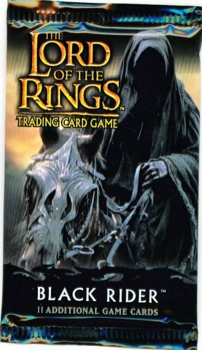 Decipher The Lord of the Rings TCG Black Riders Booster Pack