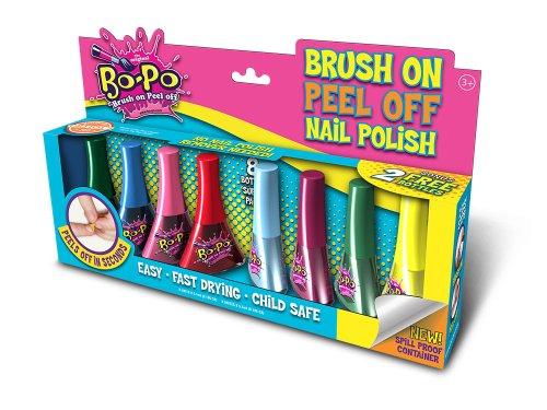 Bo Po 8135040 Nail Polish 8 Pack product image