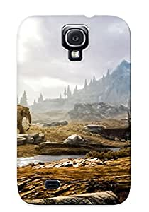 Fashion Tpu Case For Galaxy S4- Mammoths Defender Case Cover For Lovers