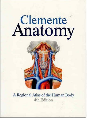 By Carmine Clemente - Anatomy: A Regional Atlas of the Human Body (4th Edition) (1997-01-30) - Clemente Sa