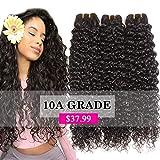 Best Grade Of Human Hair Weaves - 10A Grade Brazilian Water Wave Bundles Review