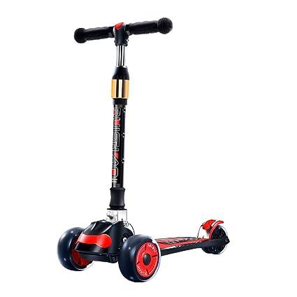 Patinetes clásicos Kick Scooter con Manillar Ajustable ...