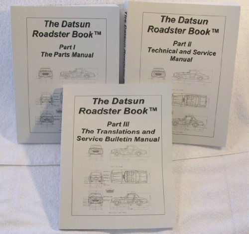 Datsun 2000 Roadster - The Datsun Roadster Book