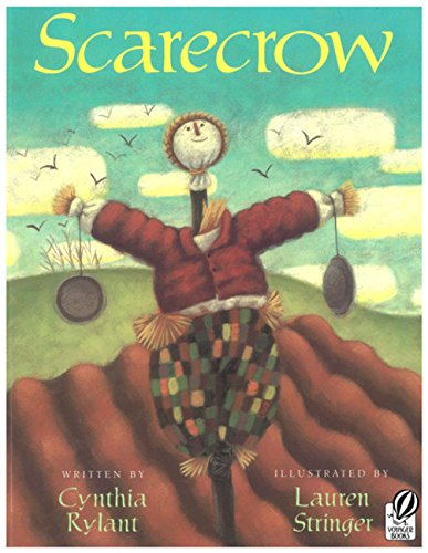 Image result for scarecrow book