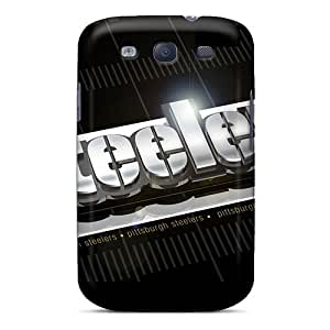 High-quality Durability Case For Galaxy S3(pittsburgh Steelers)