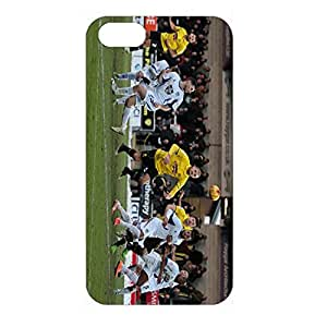 Wonderful Game Image Burton Albion FC Football Club Absorbing 3D Back Hard Phone Case For Iphone 5 5s