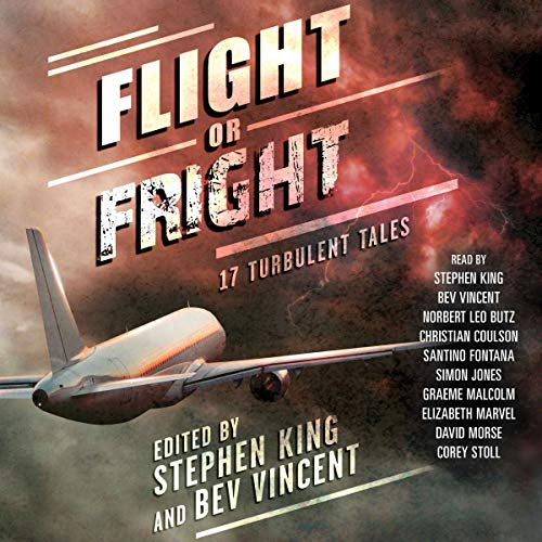 Flight or Fright by Simon & Schuster Audio