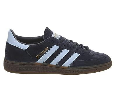 factory authentic aa1fb 766dc Amazon.com   Adidas Handball Spezial Mens Sneakers Navy   Fashion Sneakers