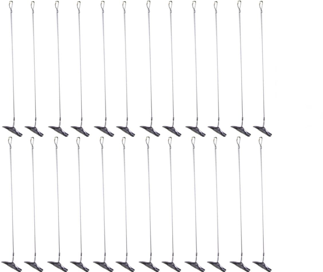 Pack of 24 - Duckbill 40-DB1 Earth Anchor - Small