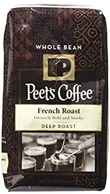 Peet's Coffee Whole Bean Coffee - French Roast - 12 oz