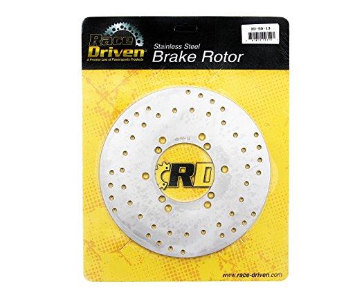 Race Driven Polaris OEM Replacement Front Standard Brake Rotors x2 for ATV UTV by Race-Driven (Image #1)