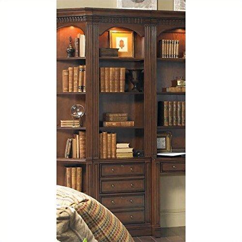 Hooker Furniture European Renaissance II 22in Wall Storage Cabinet in Cherry - Hooker Bathroom Furniture