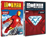 Iron Man: Armored Adventures Complete Series Collection Seasons 1 & 2