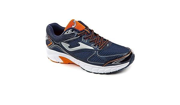 Zapatillas Joma VITALY Men 843 Marino-Naranja: Amazon.es: Zapatos y complementos