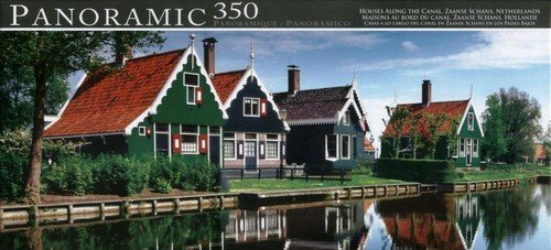 panoramic-350-piece-puzzle-houses-along-the-canal-zaanse-schans-netherlands-by-lpf