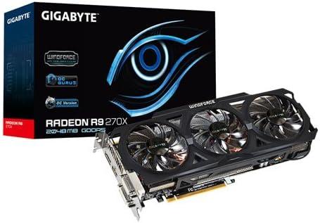 GV-R927XOC-2GD Radeon R9 270X Grafikkarten