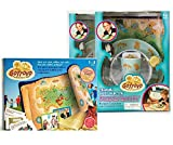 Gotrovo Treasure Hunt Game PLUS 2 Kids Fussy Eaters Mealtime-Treasure-Hunt Dinner Set Games offers