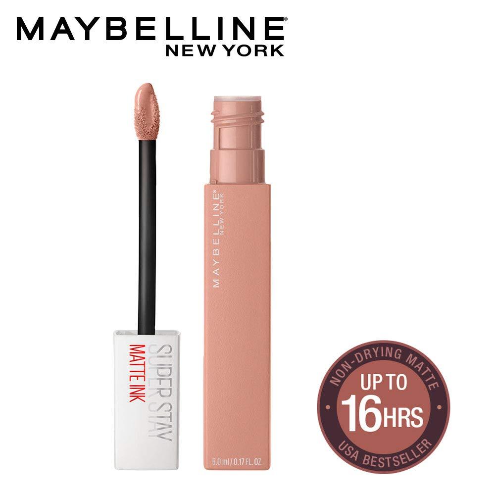 Maybelline-New-York-Super-Stay-Matte-Ink-Liquid-Lipstick thumbnail 49