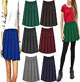 Brown Girls' Skirts & Skorts