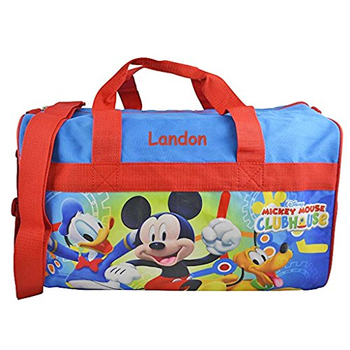 personalized duffel bags - 9