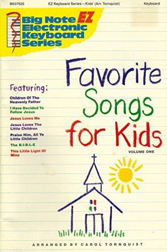 Hymns Keyboard (FAVORITE HYMNS VOLUME ONE (BIG NOTE EZ ELECTRONIC KEYBOARD))
