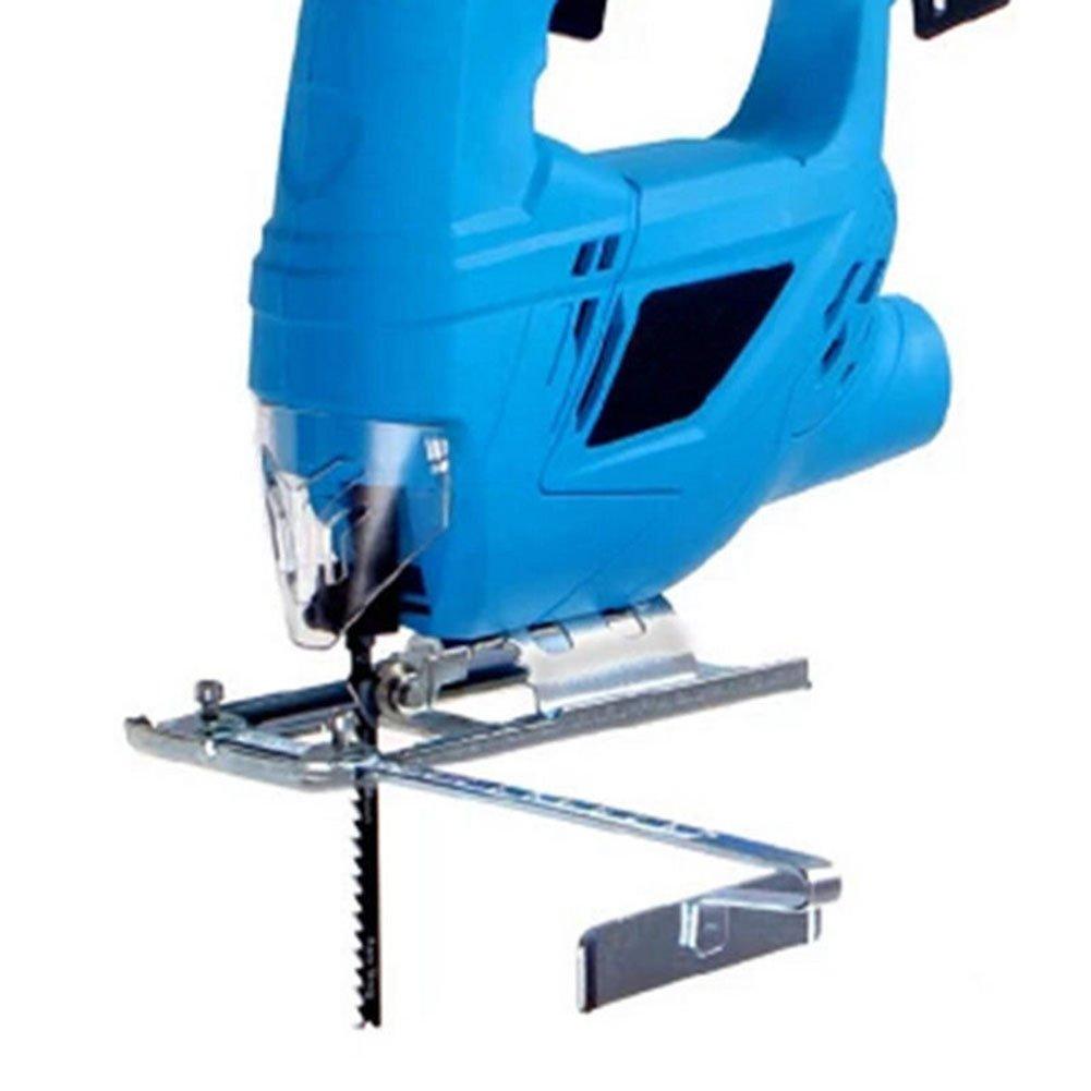 Dastrues 5Pcs//Set T244D HCS T-Shank Curved Jigsaw Blades for Wood Fast Cutting Tools