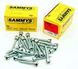 (25) Sammys 3/8-16 x 2-1/2 Threaded Rod Hanger for Wood 8009925