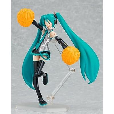 Good Smile Hatsune Miku: Figma Action Figure (Cheerful Version): Everything Else