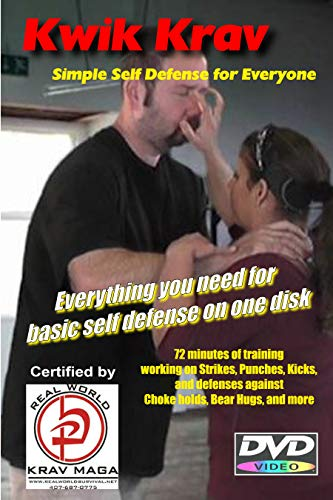 Simple SELF-Defense Basic Krav MAGA Training for Male & Female Students. (Different Kinds Of Homes Around The World)