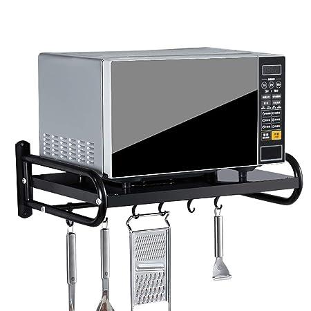 AHB Rack - Cocina de Pared Horno de microondas Rejilla/Horno ...