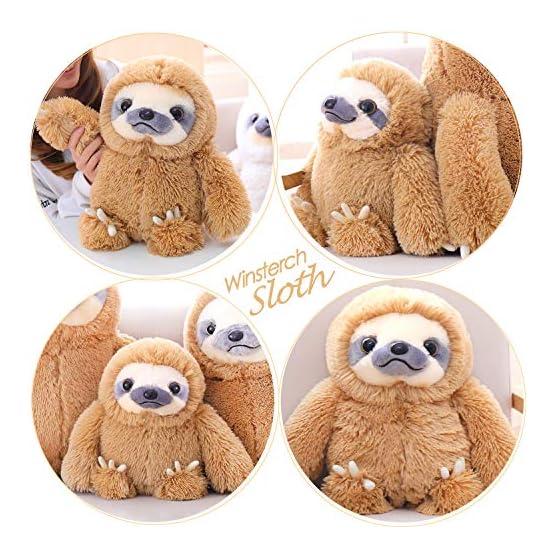 Cute Sloth Plush | 15.7 Inches | Winsterch Plushies 2