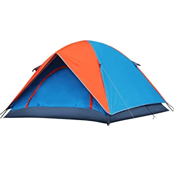 AZLife Lightweight 3-4 Person Dome Tent with Carry Bag for C&ing Backpacking Hiking(  sc 1 st  Amazon.com & Amazon.com : AZLife Lightweight 3-4 Person Dome Tent with Carry ...