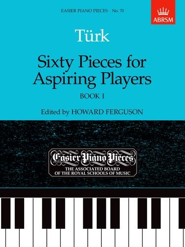 Sixty Pieces for Aspiring Players (Easier Piano Pieces) (Bk. 1)