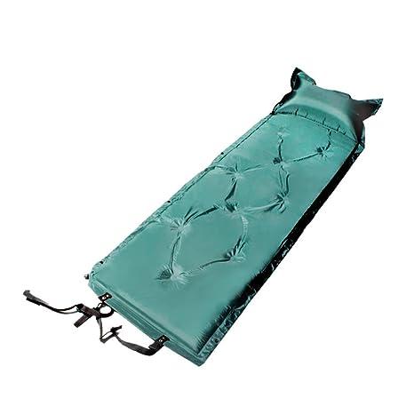 autohinchable colchones hidrófugo Colchón de aire portátil camping Isomatte Matte – Vade con almohada con para