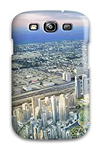 High-end Case Cover Protector For Galaxy S3(dubai City )