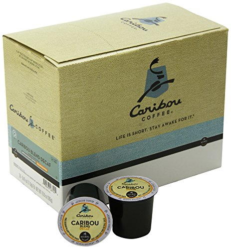 Review Caribou Coffee Caribou Decaf