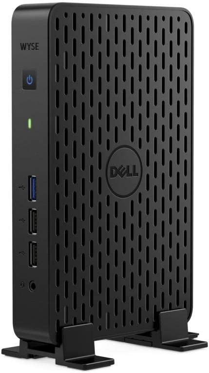 Dell Wyse D57GX 3030 Mini Desktop, 4 GB RAM, 16 GB Flash, Intel HD Graphics, Black
