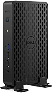 Dell Wyse D57GX 3030 Mini Desktop, 4 GB RAM, 16 GB Flash, Intel HD Graphics, Black