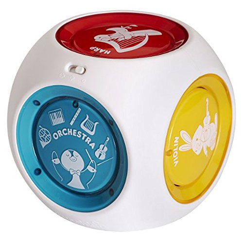 - Baby Mozart Magic Cube Musical Toy for Kids