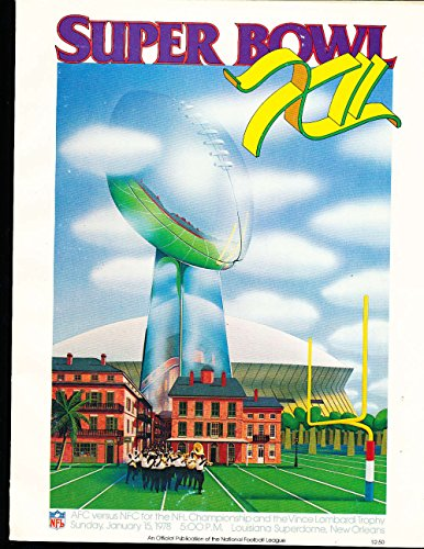 super bowl 12 program - 8