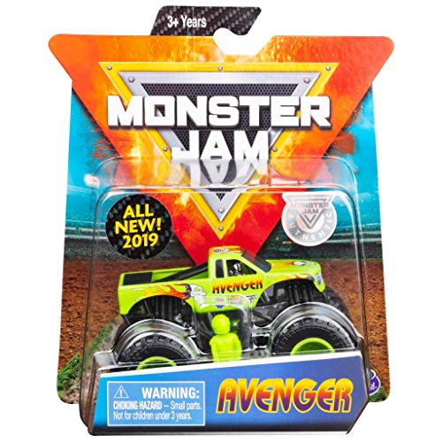 MJ 2019 SM Monster Jam Avenger