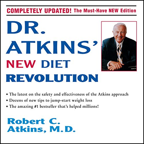 Dr. Atkins' New Diet Revolution Audiobook [Free Download by Trial] thumbnail