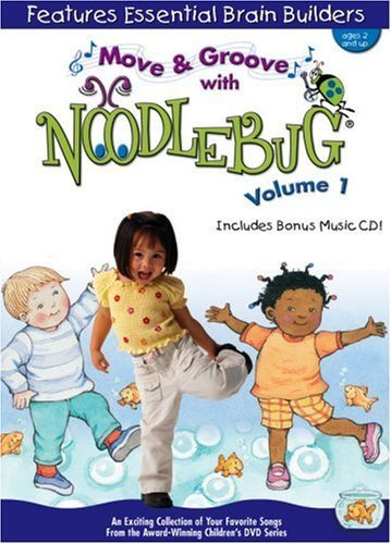 Move & Groove with Noodlebug, Volume 1