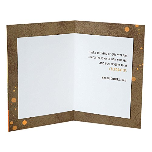 Hallmark Father's Day Greeting Card (Loves with His Whole Heart) Photo #5