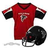 Franklin Sports NFL Atlanta Falcons Replica Youth Helmet and Jersey Set