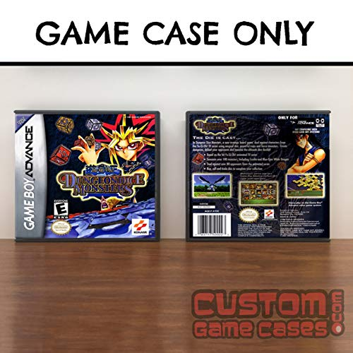 Gameboy Advance Yu-Gi-Oh! Dungeon Dice Monsters - Case