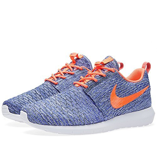 Price comparison product image nike flyknit rosherun mens running trainers 677243 sneakers shoes (uk 7.5 us 8.5 eu 42