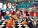 Disney Friends Puzzle Pieces