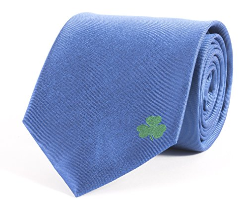 Ireland Tie - Inspired by the Irish Flag. 100% Woven Silk. Ireland Necktie. - Irish Silk Tie