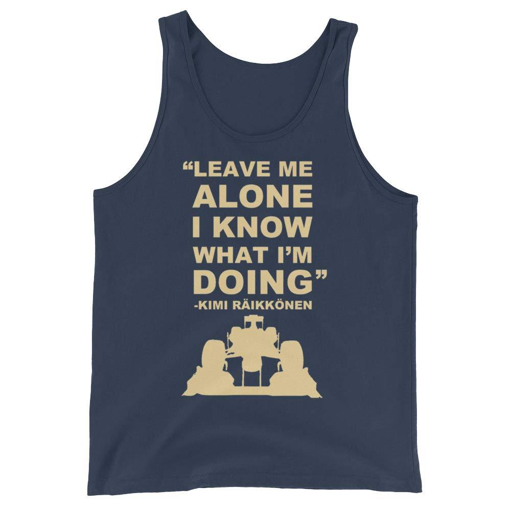 Kimi Rkonen Leave Me Alone I Know What I M Doing Tank Top Shirts